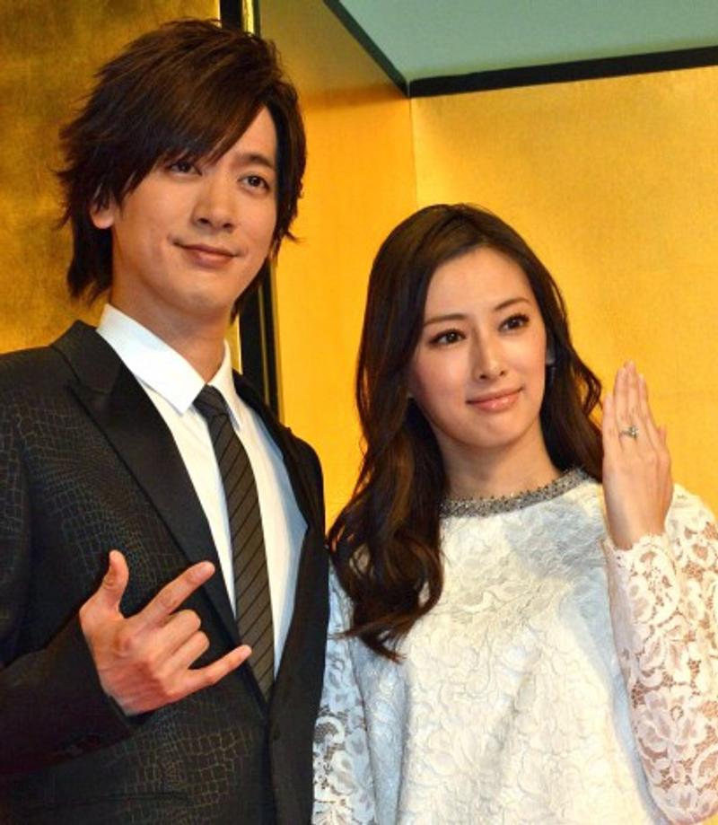 北川景子與daigo 難得同台召開結婚記者會秀恩愛 Juksy 街星