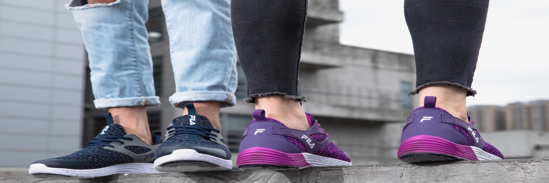 左踢白鞋 右擋黑魂!義大利品牌 FILA 開季首發「特殊元素」鞋款