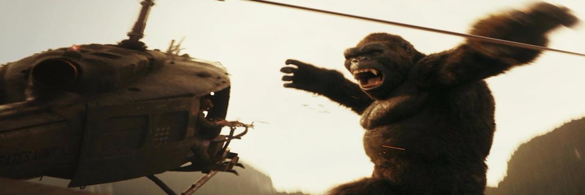 《金剛:骷髏島》 7 大史前怪獸懶人包 骷髏爬獸嘶吼聲竟來自小松鼠?