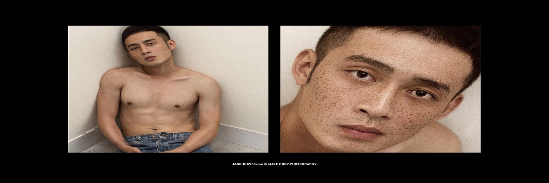「台灣『性』創作不該停滯!」 男體攝影師以超尺度作品流露男性情慾