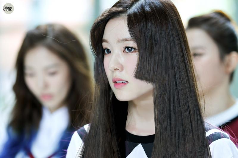 超高人氣的Red Velvet 成員 Irene-公主切髮型