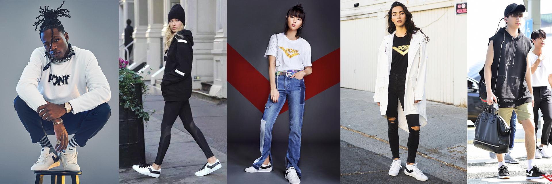 潮流女神 Adrianne Ho 與韓團 VIXX 搶曬鞋!連美國東岸饒舌歌手 Joey Bada$$ 也正式宣布聯名的鞋款是這雙