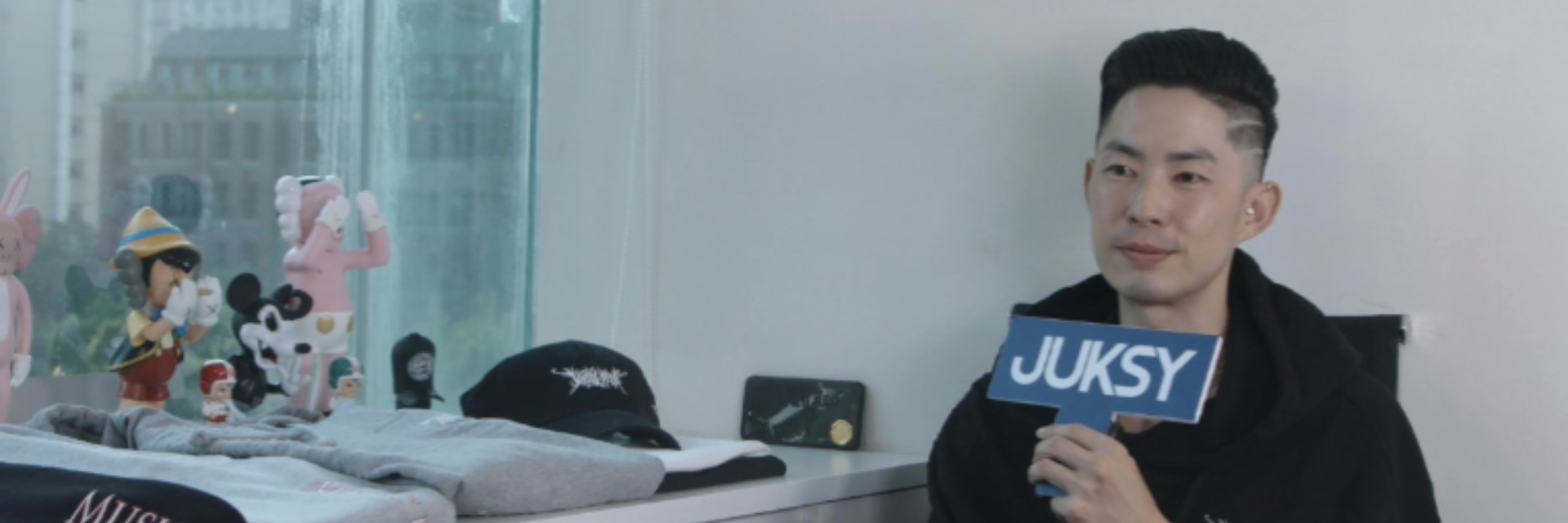 吳建豪暢談 READYMADE x Van Ness 設計靈感!大膽預測「這項元素」即將爆紅