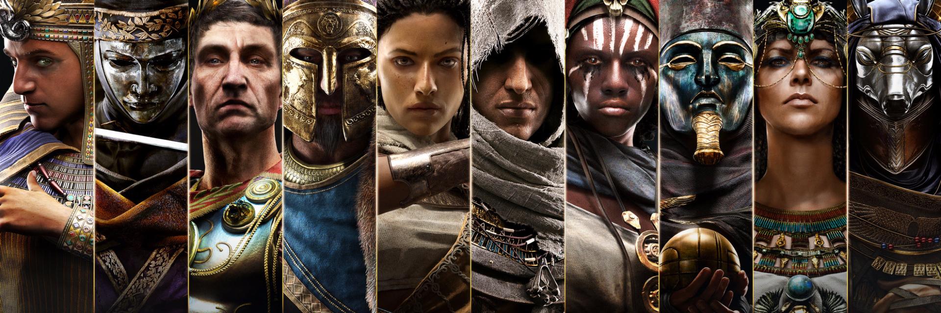 如何扮演一名「史詩級刺客」?《刺客教條:起源》逼真重現神秘古埃及壯闊歷史!