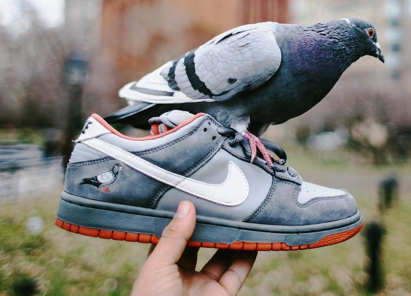 Nike SB Staple Pigeon 黑