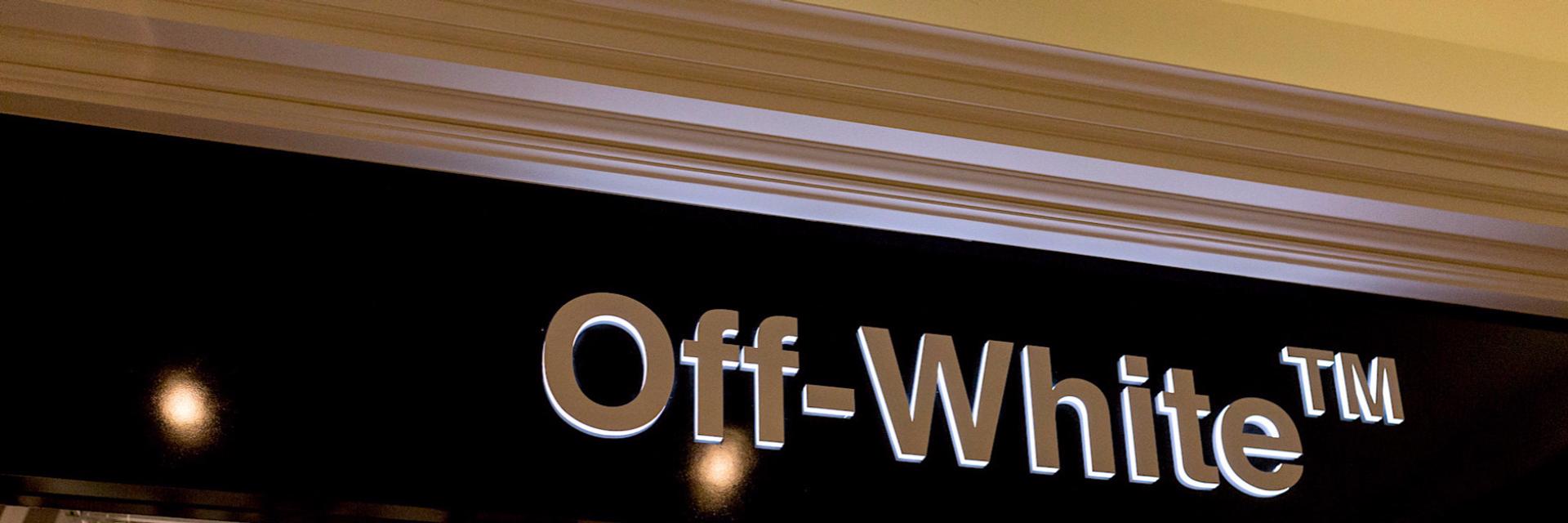本週大事!OFF-WHITE 台北旗艦店進駐東方文華!The Ten 系列預熱開賣