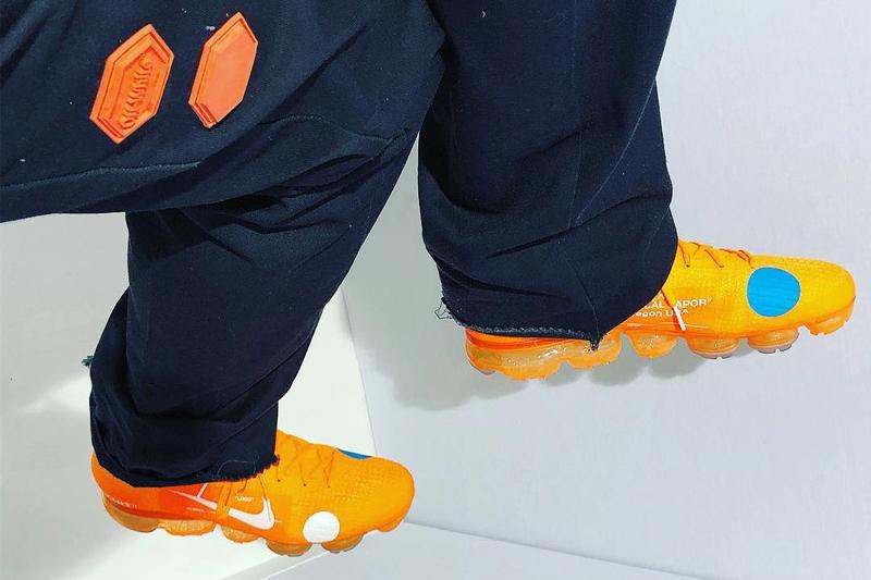 Virgil Abloh x Nike Air Max 270 聯乘鞋款搶先曝光