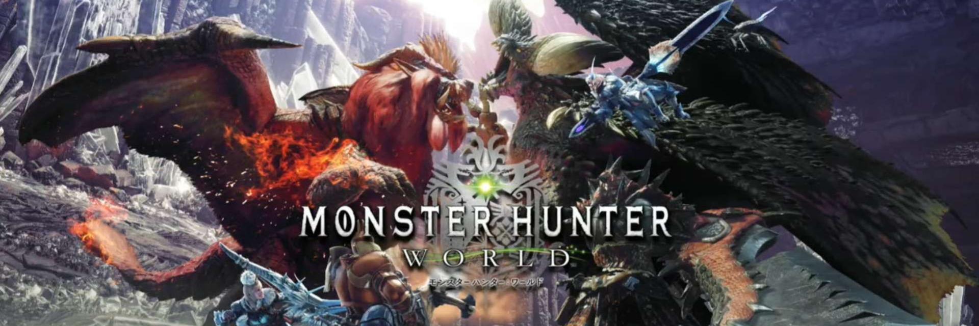【講 GAME 話】新米獵人必看!關於《魔物獵人 世界》的幾件小事 原來要上位一點都不難?