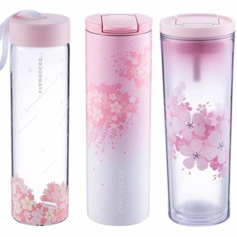 台灣星巴克 櫻花杯 設計可愛到日本爆紅網友 更想買這一個設計 Juksy 街星