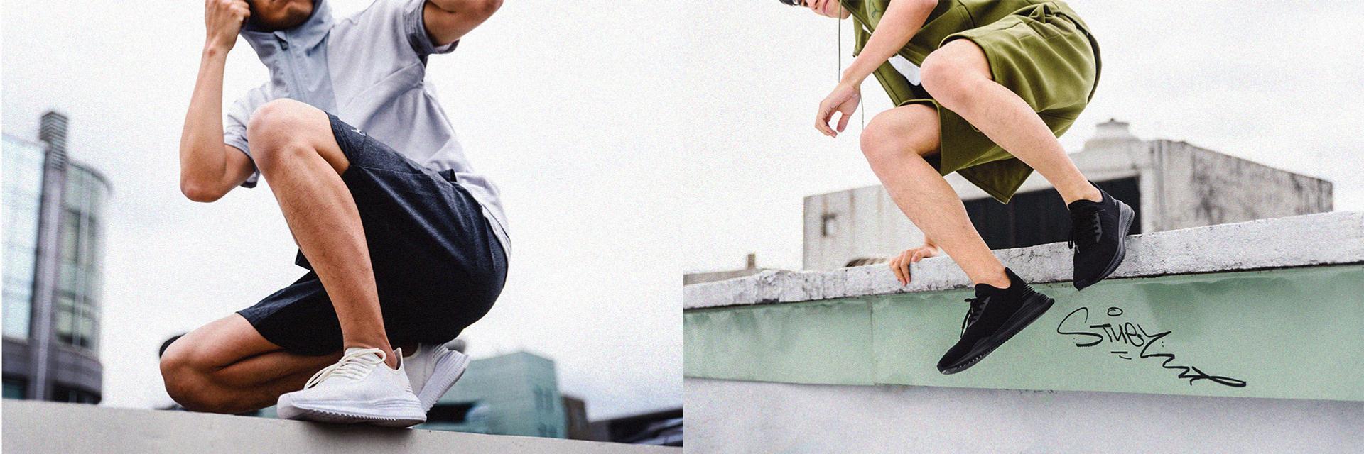 彷彿棲息於都市的黑豹!PUMA AVID evoKNIT 讓你知道什麼是 Highstreet「武士鞋」