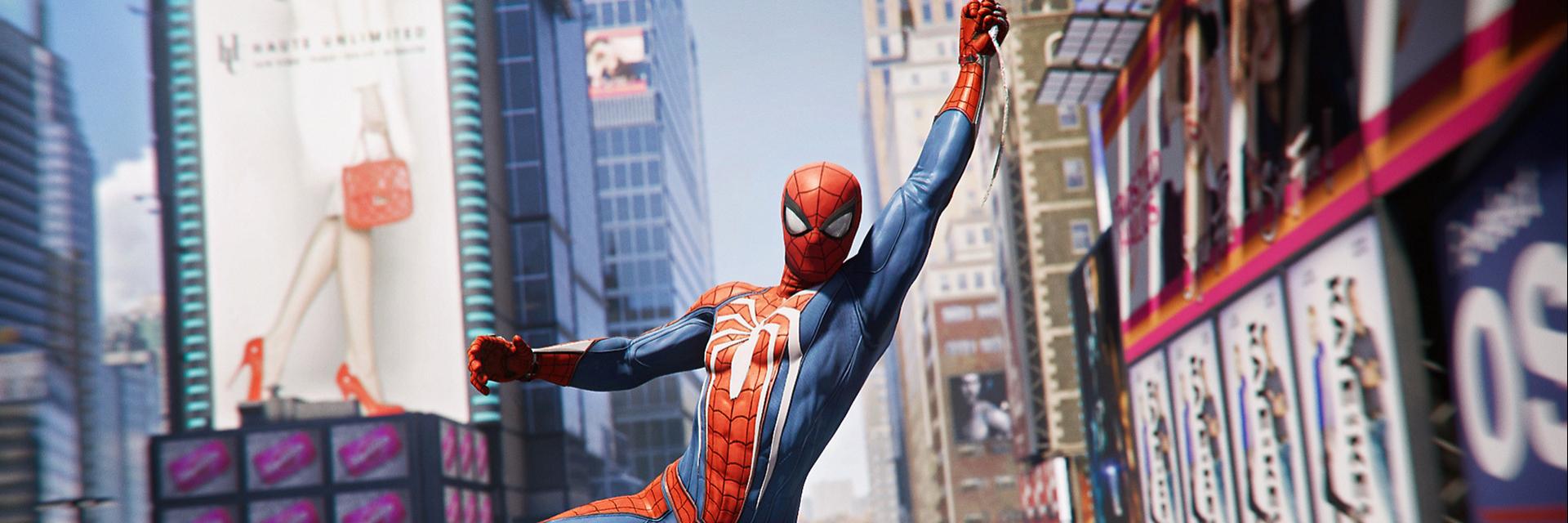 【講 GAME 話】大家最愛的社區型英雄!《漫威蜘蛛人》服裝煥然一新 戰鬥畫面超逼真!
