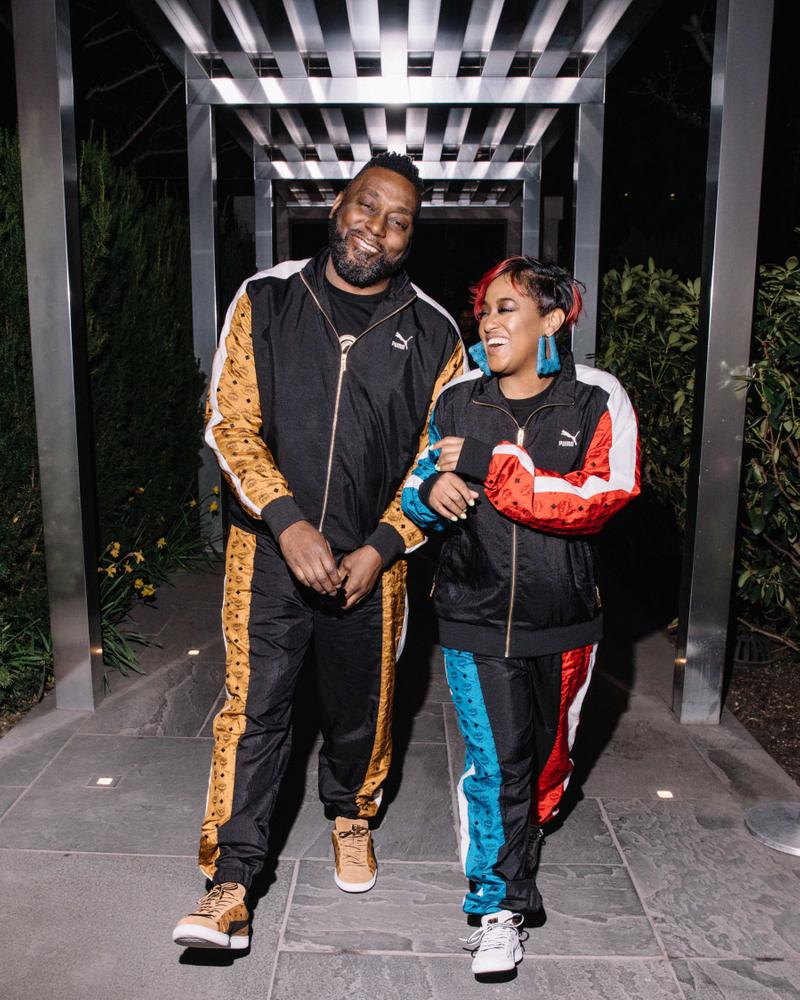 PUMA 嘻哈傳奇經典Suede 系列推出MCM 聯名