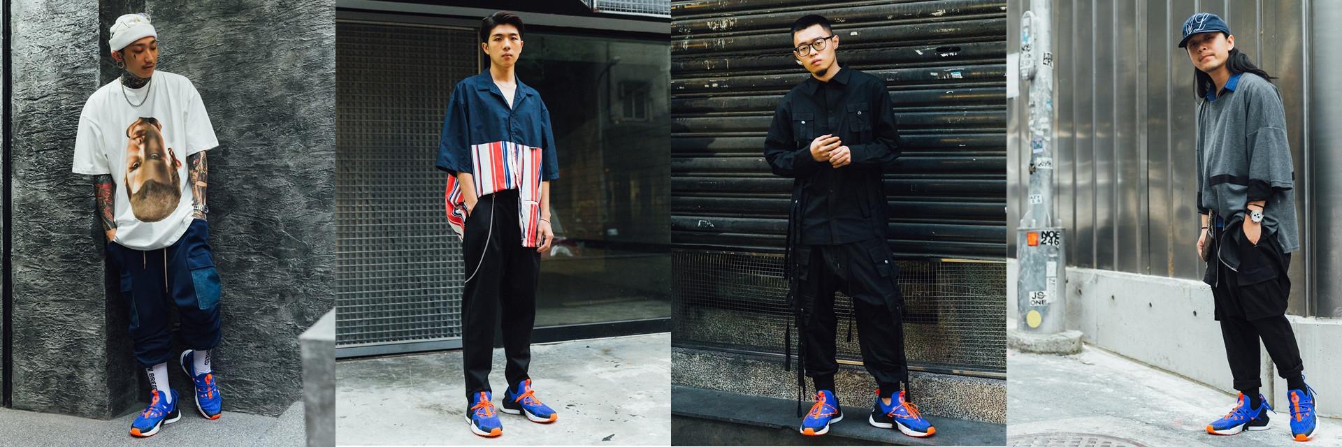 「鞋帶」怎麼綁 東西區時尚風格大不同  東區、西門潮店店員 穿搭比拼賽(東區篇)
