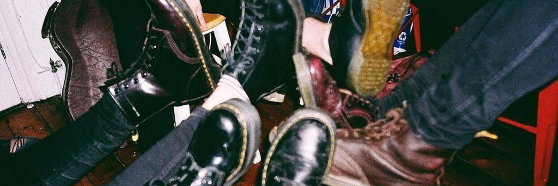 獨家專訪!JUKSY 前進 Dr.Martens 英國總部#解密 Dr.Martens「如何打著一手好牌」在球鞋海中仍銷售開紅盤!
