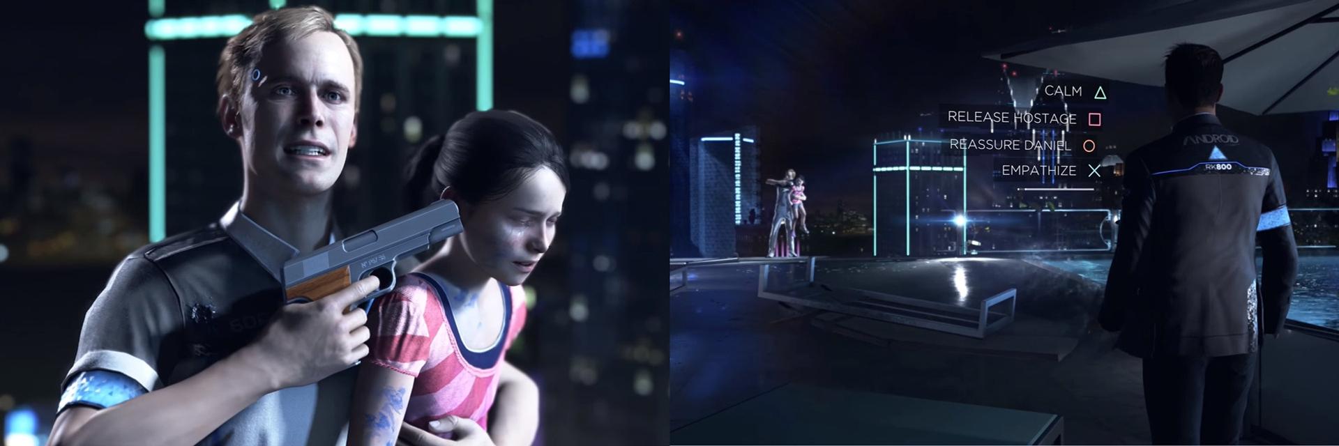 【講 GAME 話】是遊戲也是未來?《底特律:變人》堪稱電影級 玩家扮演「仿生人」決定故事走向!