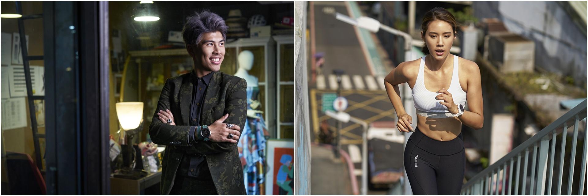 「斜槓青年」不只才能,連配件也要全方位!服裝設計師 Daniel Wong、模特兒 Angelina 獨家訪談!