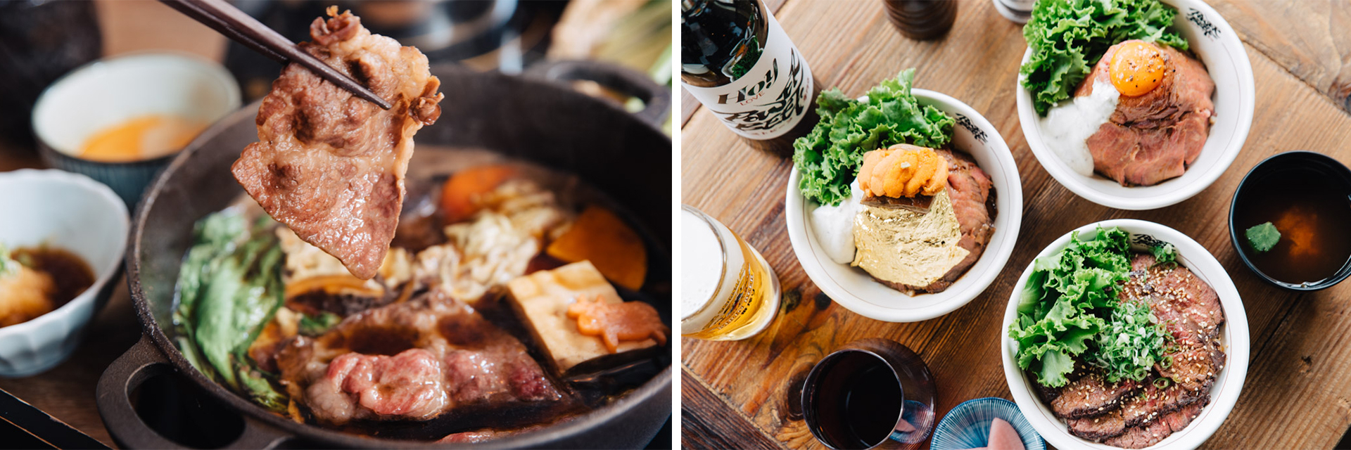 台北 2 步 1 家日式餐廳?!不踩雷的 10 間人氣日本料理,燒肉、鍋物、丼飯…一篇全收