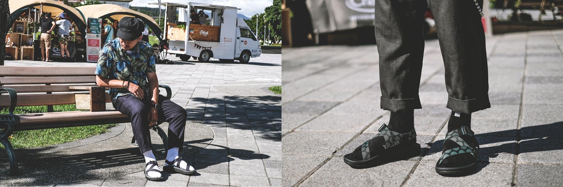 連 APE、Stussy 都指定聯名的頂級涼鞋!號稱涼鞋界勞斯萊斯的 Chaco 要免費送你涼鞋體驗戶外