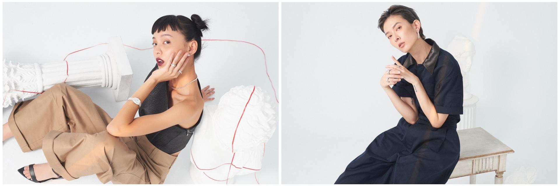 國際超模劉欣瑜、潮模李函打碎你的「完美」幻想 漂亮的日子原來是這樣