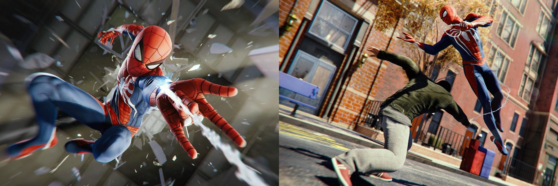 【講 GAME 話】爽逛紐約曼哈頓!《漫威蜘蛛人》開放式遊戲場景 你就是市民們「友善的好鄰居」!