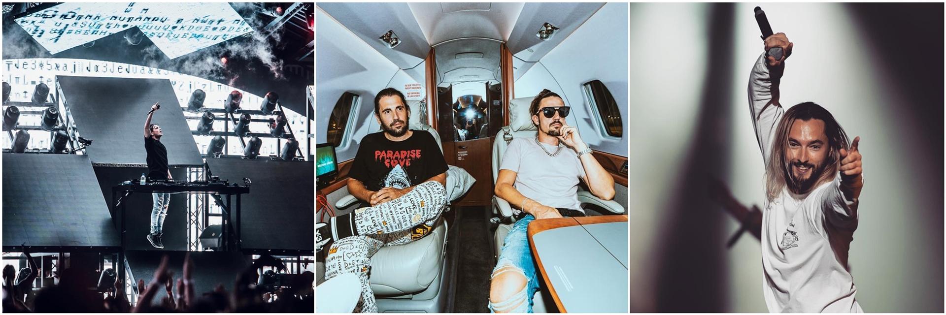 2018電音季倒數三週!「神級DJ陣容」9/15、9/16 英國經典品牌派對Creamfields要嗨爆台北啦~