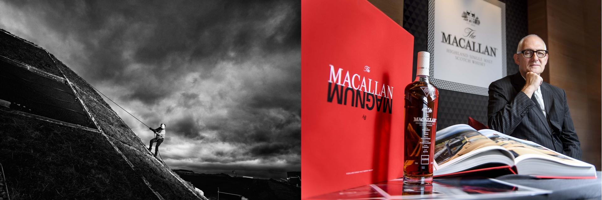 麥卡倫創意總監 Ken Grier 來台發表最新第七代攝影大師系列:MAGNUM EDITION