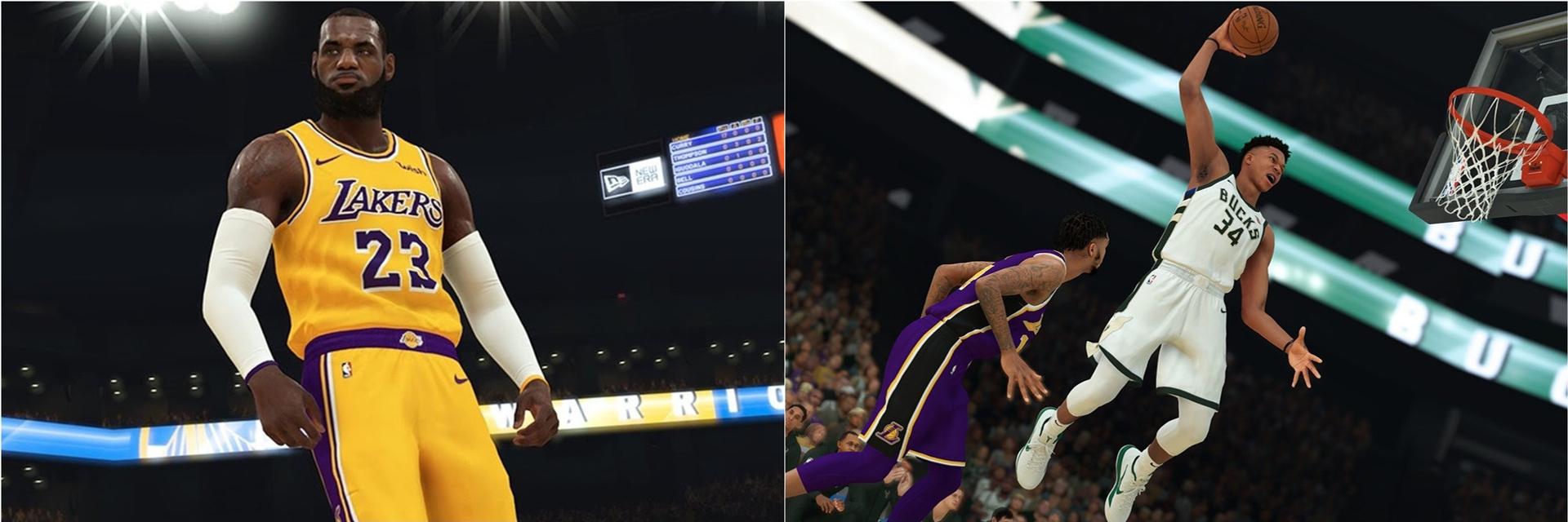 【講 GAME 話】新增霸氣「宰制」模式!《NBA 2K19》真實感全面提升 跟球星一起熱血打球!