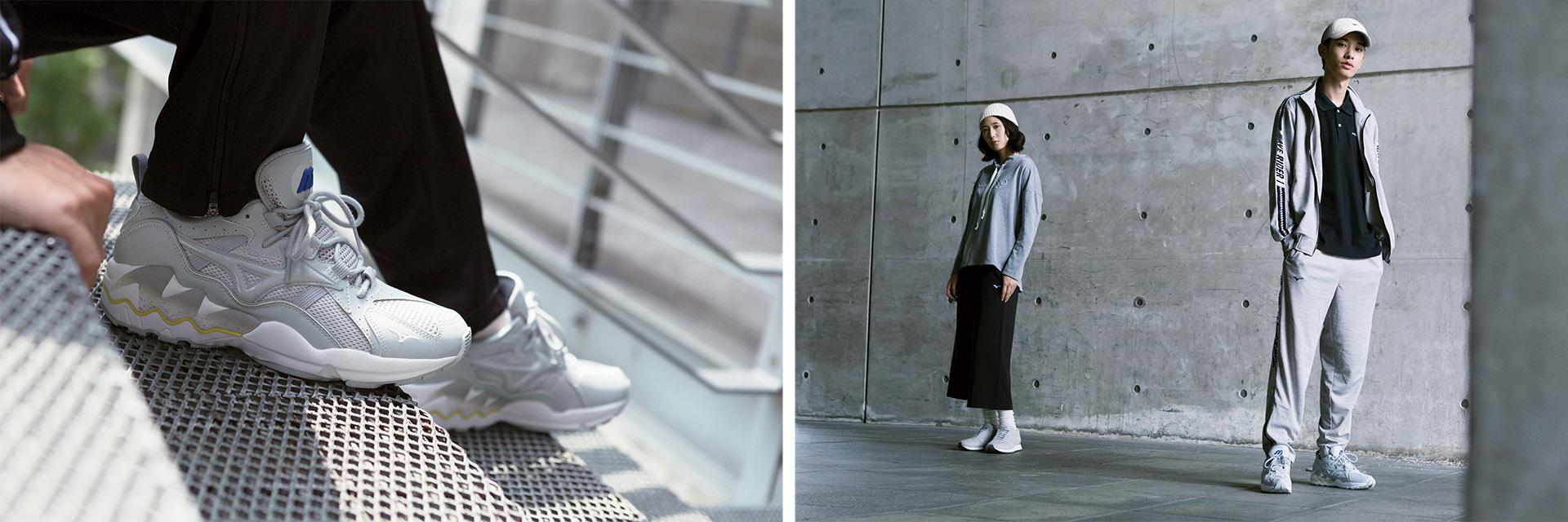 日本潮人最愛! 睽違 20 年再度回歸,MIZUNO 「正宗日系老爹鞋」有沒有燒到你?