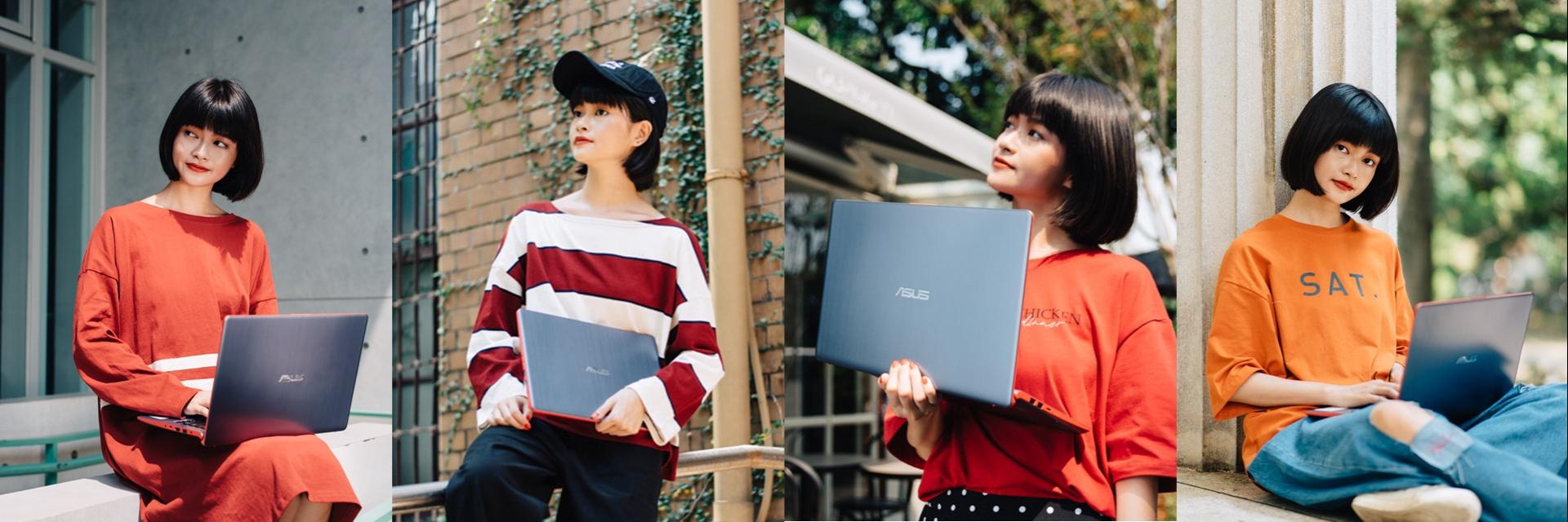 雙 V 旋風?孟耿如帶起最新 VivoBook 雙 V 舞,你還不快跟上一起跳?!