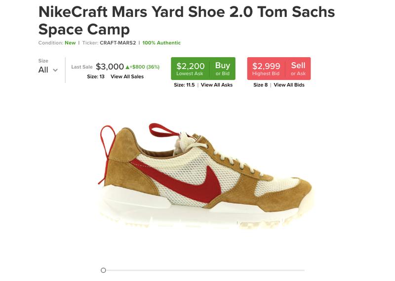 史無前例的天價! Tom Sachs x Nike 聯名最新Mars Yard Over Shoe 系列