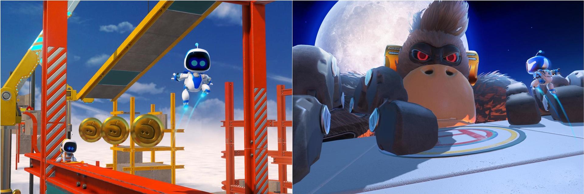【講 GAME 話】PSVR 神作無誤!《太空機器人:救援任務》吃金幣打魔王 冒險闖關超刺激!