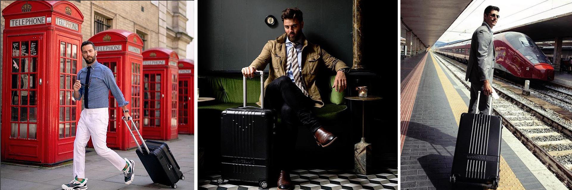 時尚部落客人手一只!這款「多國混血行李箱」什麼來頭?