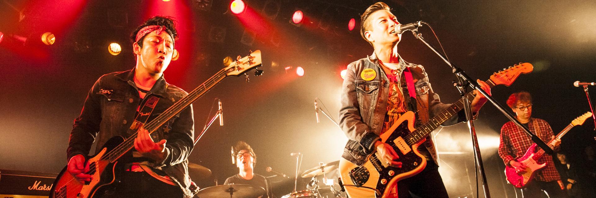 【後台專訪】 Dr.Martens 以音樂為名 Stand For Something Tour 號召港日韓經典樂團跳翻全場!#獨家分享音樂人最 Chill 歌單!