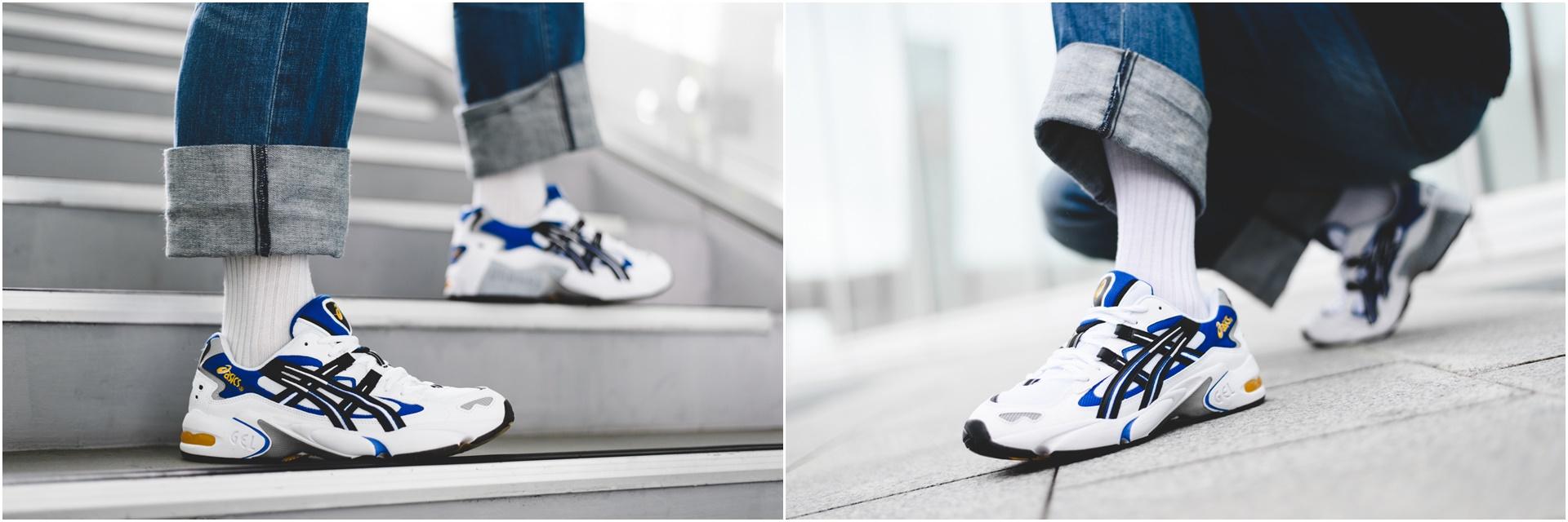 時裝周殺手級鞋款!ASICS 旗下 ASICSTIGER 正宗「老爹鞋」大搶鎂光燈,最新 GEL-KAYANO 5 OG 逆轉時空回歸 90 年代!