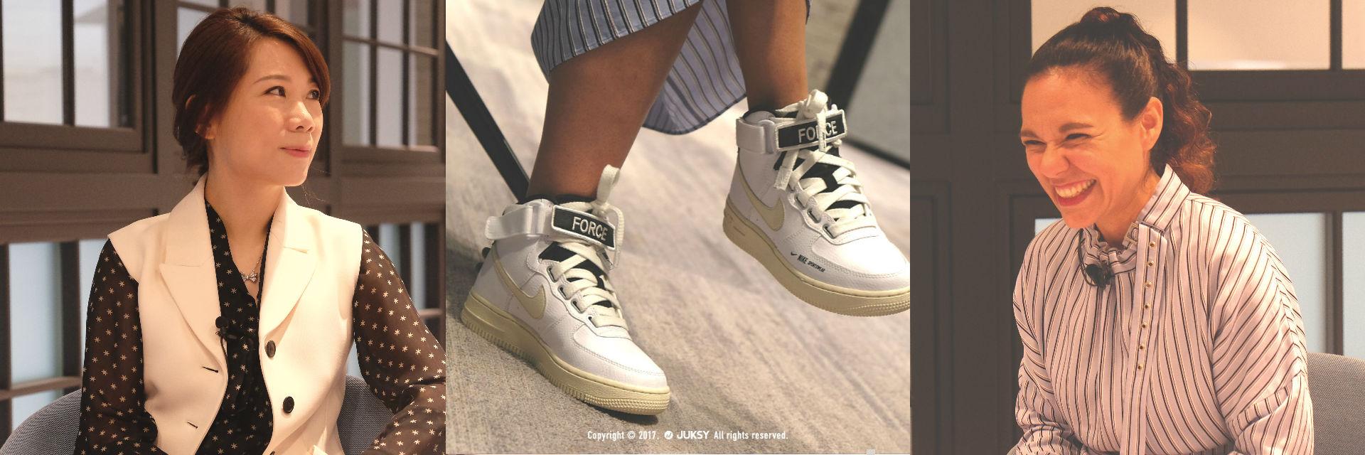 JUKSY 訪談 Nike 全球副總裁:面對強敵環伺的球鞋市場,Nike 的下一步是...?