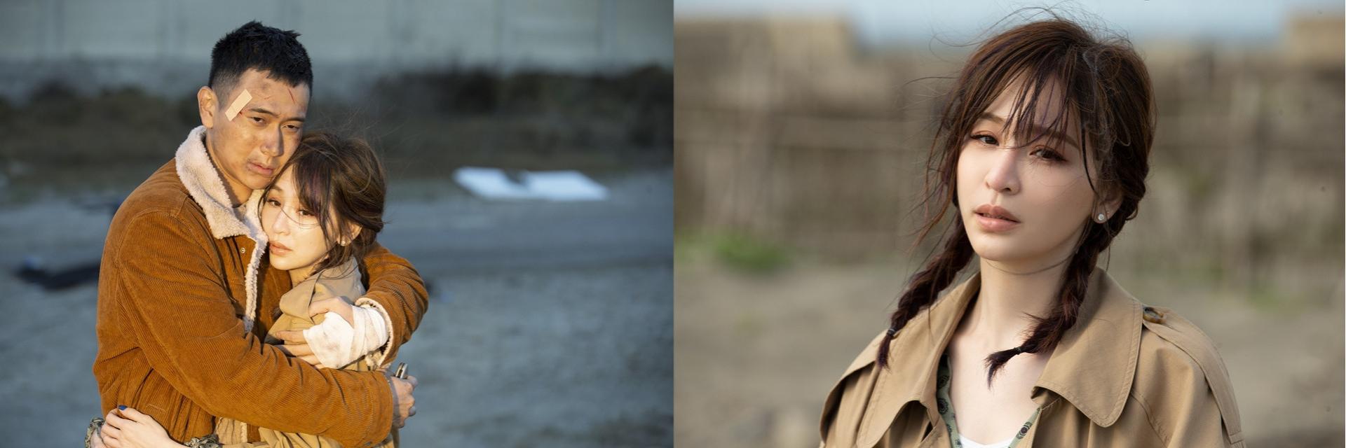 王心凌從「傻白甜」黑化成綁架犯的亡命之徒 ?《大眠》MV 哭得慘烈連抽蓄都虐心,逼哭網友!