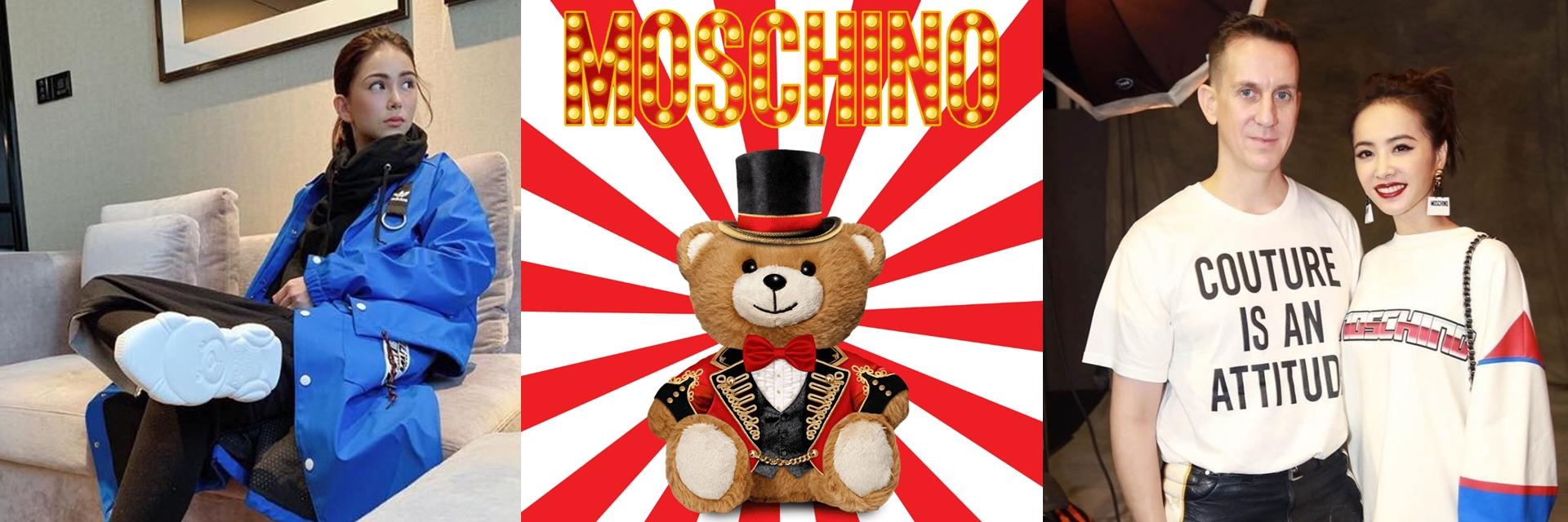 這隻熊來頭不小,這可不是玩具!連小S、蔡依林、郭富城都熱愛的 Bear 就是「他」!
