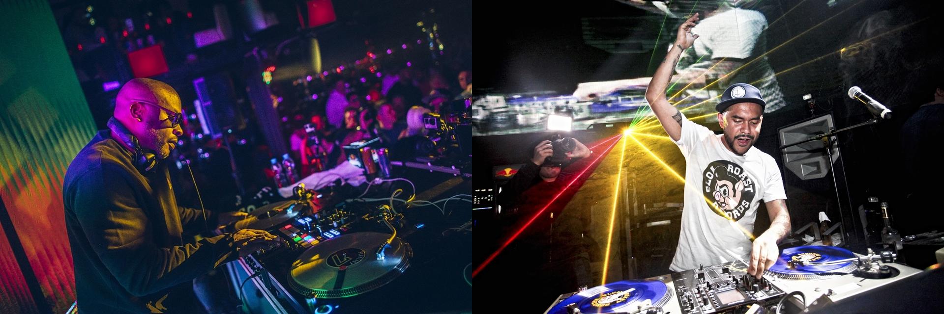 全部都是焦點新星! DJ 界開戰,全球 20 多國強者 DJ 轟炸台灣!