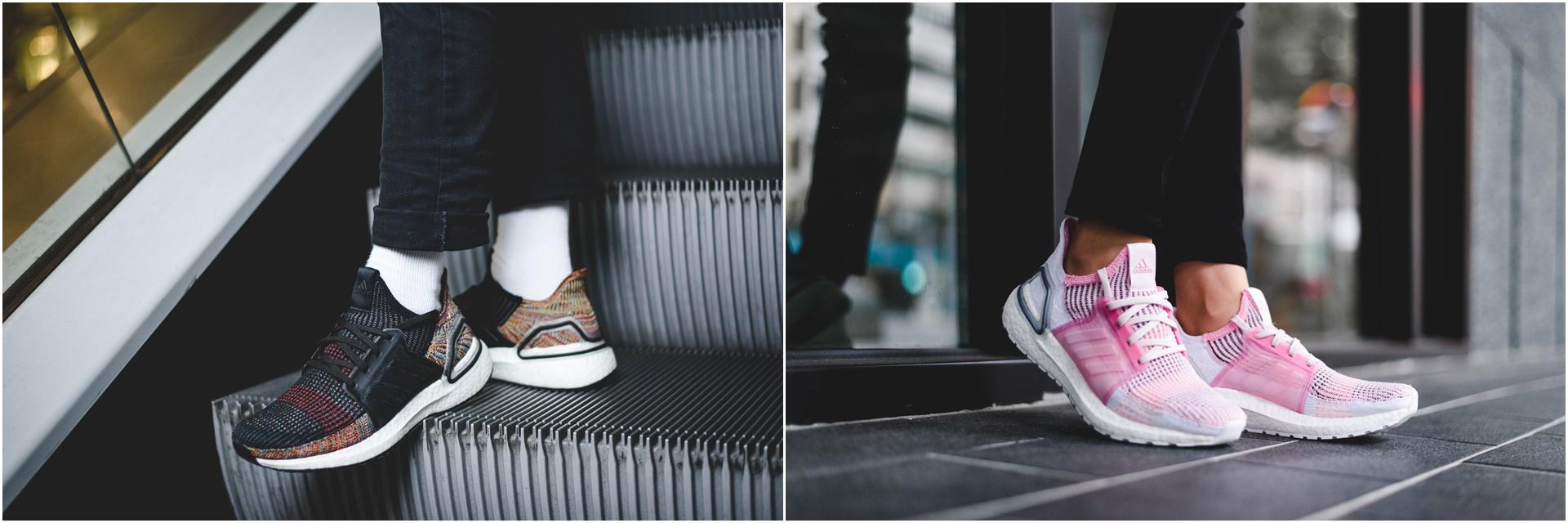 潮魂 2019 持續狂躁!adidas 最新神作 UltraBOOST 19 降臨,男、女款新色秒殺視線!
