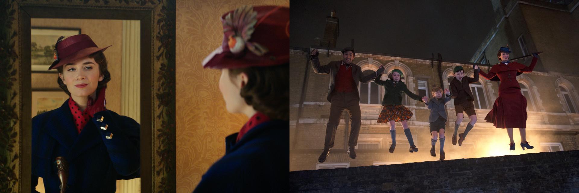 迪士尼年度魔幻鉅獻,重金打造歡樂歌舞片《愛‧滿人間》 農曆年前熱鬧上映!