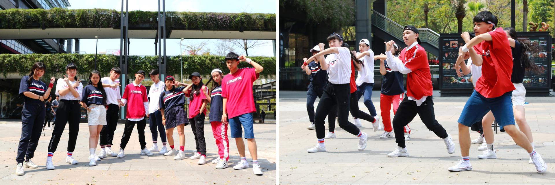 舞蹈圈狂躁就屬這系列!GIORDANO 玩轉復古,就是要盡情耍「酷」!