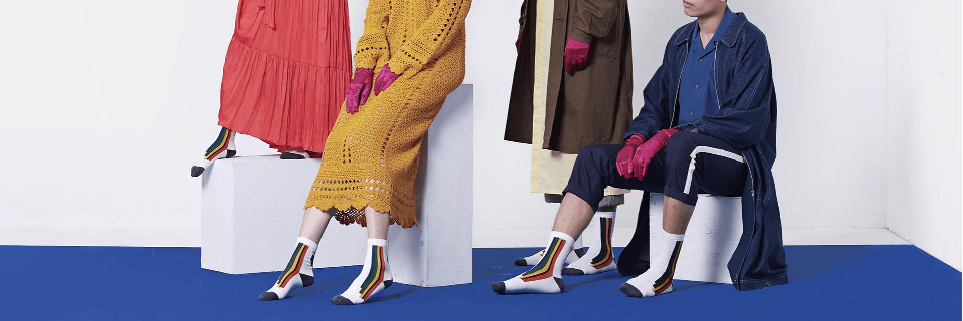 造就時尚的細節!襪子這樣搭,正裝與潮流通通能駕馭!