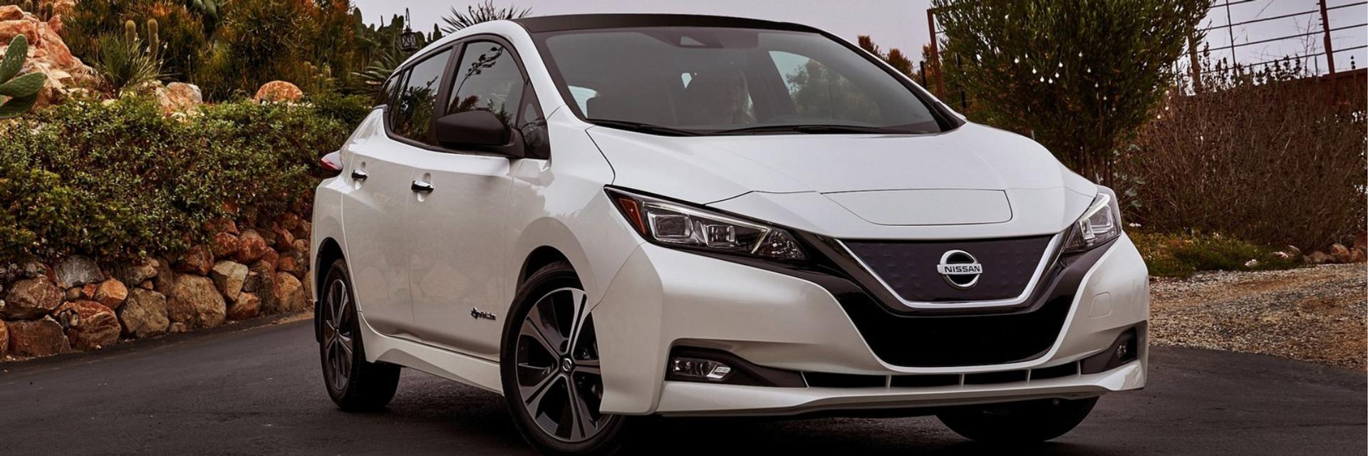 平均 10 分鐘賣一台!連 Tesla 都要要叫聲學長的 Nissan Leaf 預計 9 月強勢登台