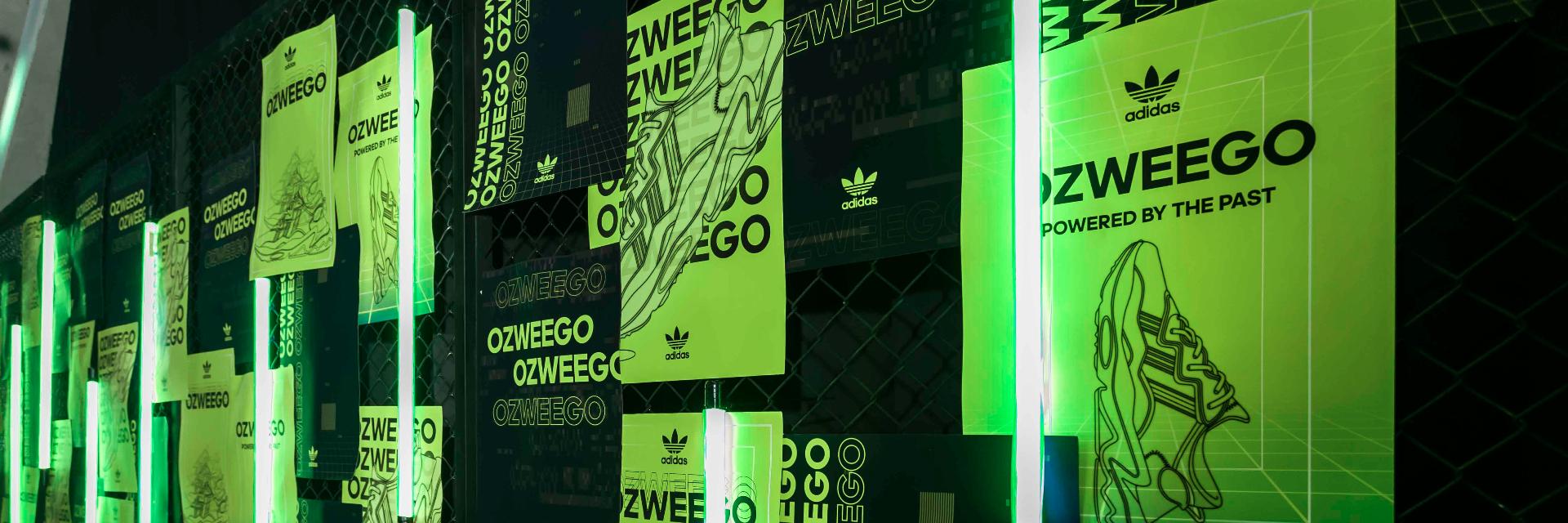 【現場直擊】今年八月最強潮流盛事!adidas Originals OZWEEGO帶你進化OZ世代!