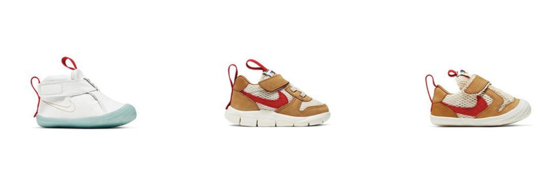 神鞋也出兒童版?Tom Sachs x Nike Mars Yard 系列童鞋正式發佈