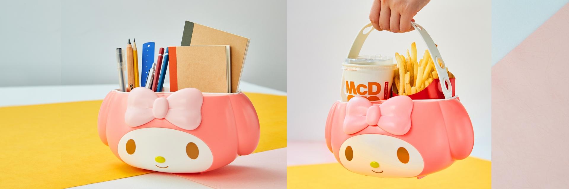 J 個超欠收!麥當勞推出這個加價購真的太狂啦~美樂蒂粉絲預備出動!