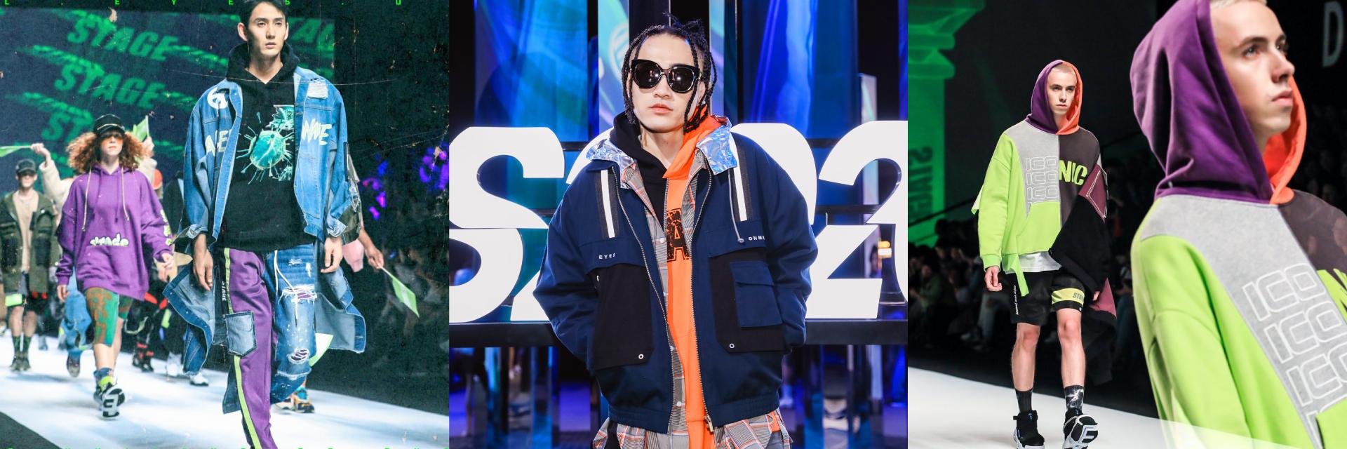 STAGE 完全進化!「透明舞台」搶灘上海時裝週,技壓全場秒殺上百品牌!