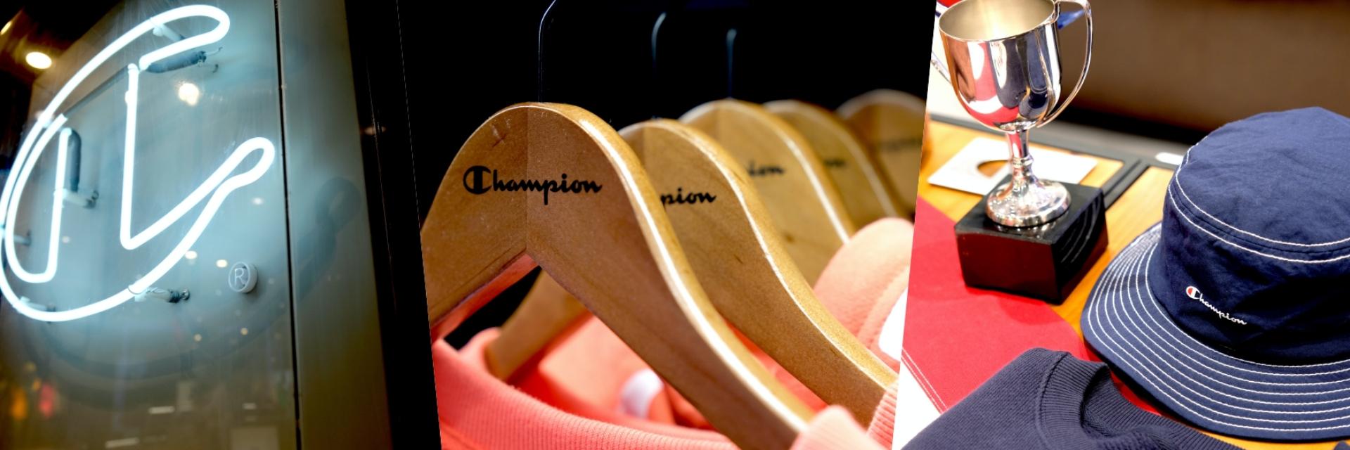 【編輯帶逛】潮人衣櫃不能缺少的Champion 101店全新據點帶你直擊!