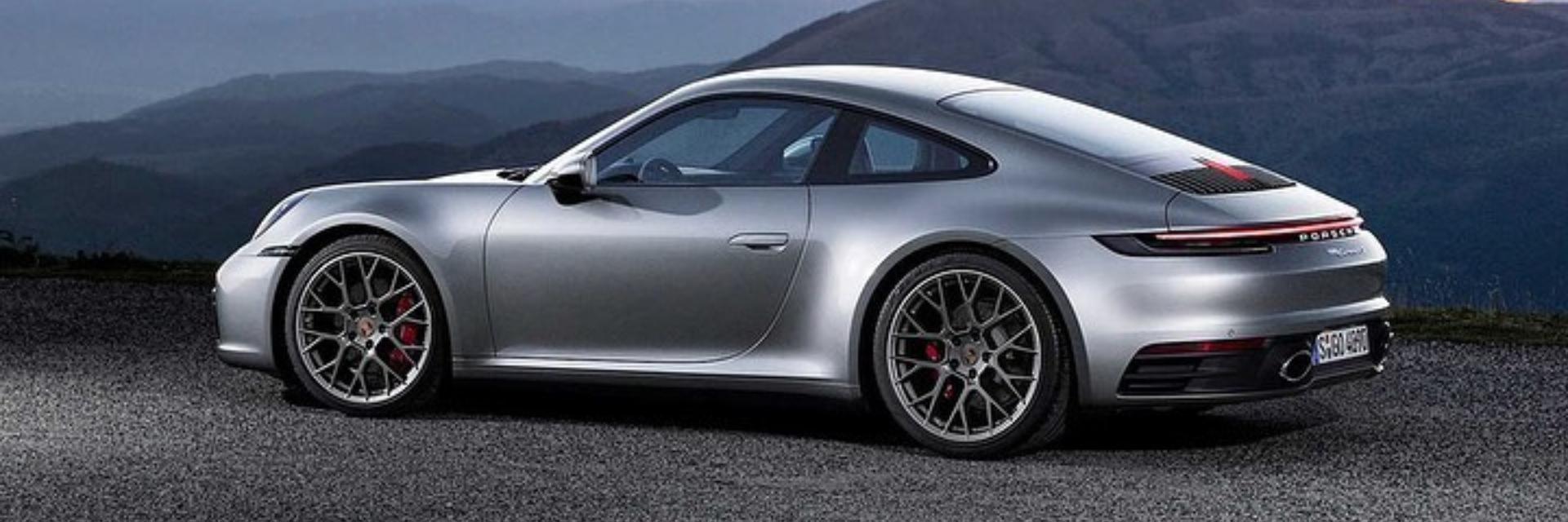 出手排就買!Porsche 新 911 Carrera S/4S 將有7速手排可選
