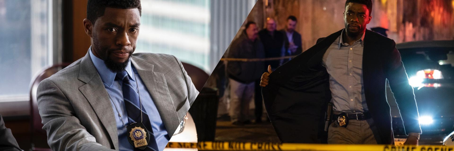 查德維克跳脫黑豹帶來強力之作!《暴走曼哈頓》 化身探員帥度仍破表,與羅素兄弟超強組合網友:「我還不看爆?」